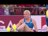 Minna Nikkanen. Pole Vault. Final. 22nd European Athletics Championships. Zurich (2014)