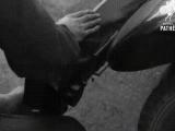 Улавливающее устройство для пешеходов было изобретено в 1950 году, но почему то не прижилось.