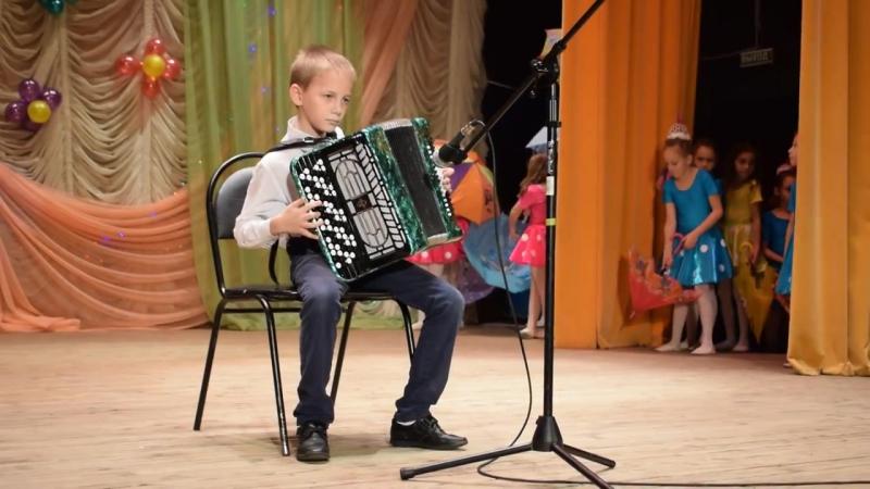 Концерт Аксубаевской детской школы искусств