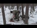 Полезные советы туристам Костер в снегу.Охота и рыбалка | Клуб для друзей по увлечению