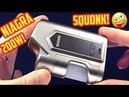 The Niagara 200W Dual Battery Squonk Kit
