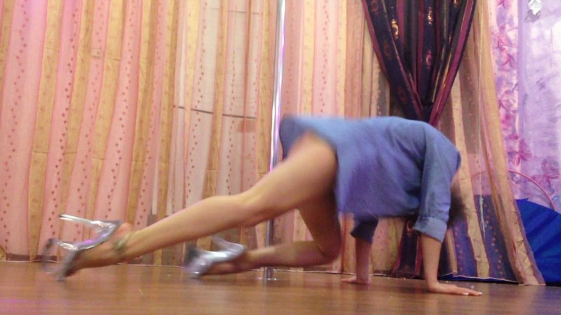 Alex | Sense Dance Studio | Exotic Pole