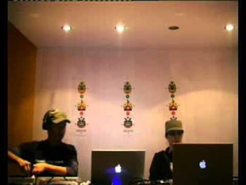 Dualism (live) @ RTS.FM Berlin Studio 31.10.2009