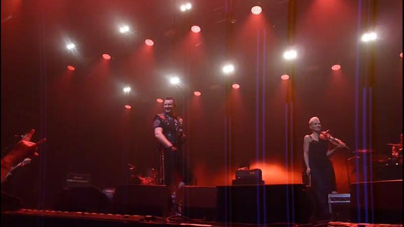 XXV лет Castle Rock (часть 2 - Бригадный подряд, Ангел НеБес, КняZz) 11.11.2017 Санкт-Петербург А2