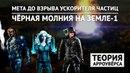 Теория супергероики Сидаба на ТВ сезон 2018 2019