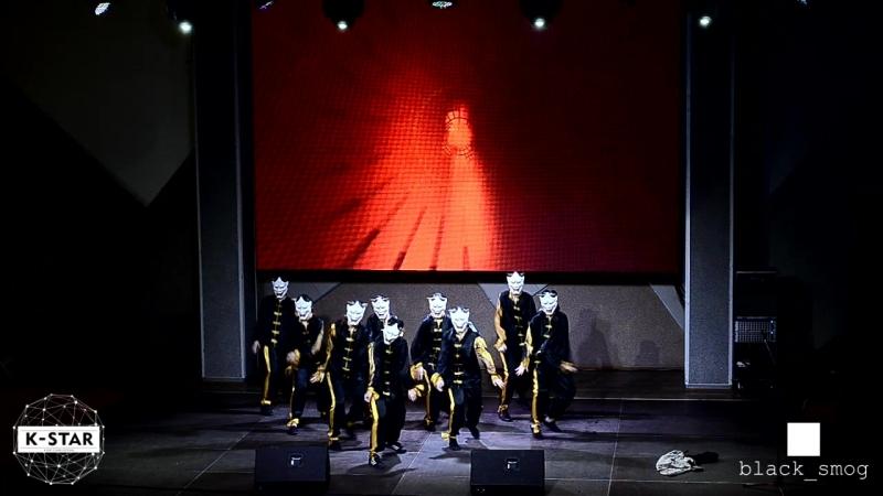 CAPSTONE crew - Golden Dragon (choreography by V.A.) (Екатеринбург)