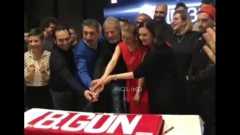 Муса, Чагри и ко - премьера сериала 8 день