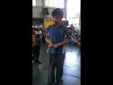 Eloy HerreraПодписаться 11 мая в 234 Lindo momento mi hijo me canta en lengua de se