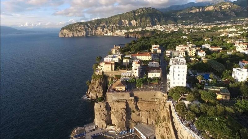 DJI Drone shots in ITALY(Amalfi coast, Florence, Venice, Tuscany, etc.)
