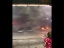 Сильный шквал Downburst в Туле 16 07 2018