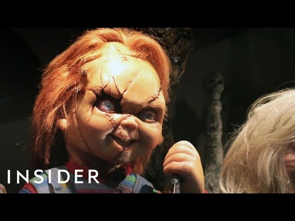 How Hollywood's Scariest Props Are Made