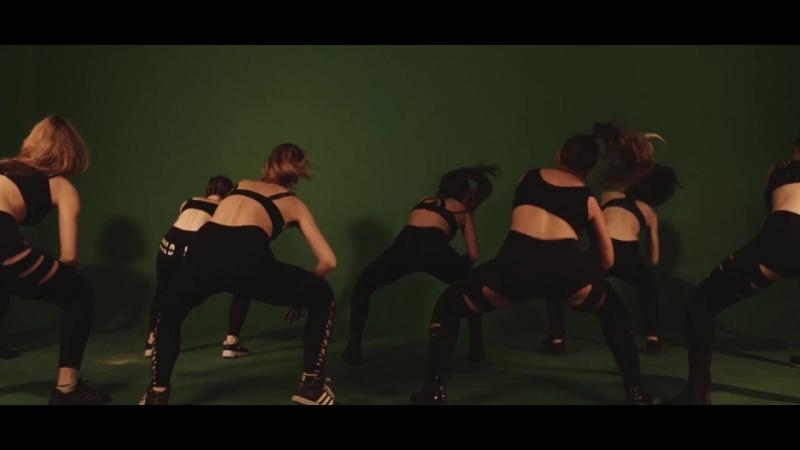 Raytid - Blah Daff Dancehall choreography
