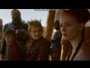 Игра престолов. Санса призывает Джоффри к помилованию