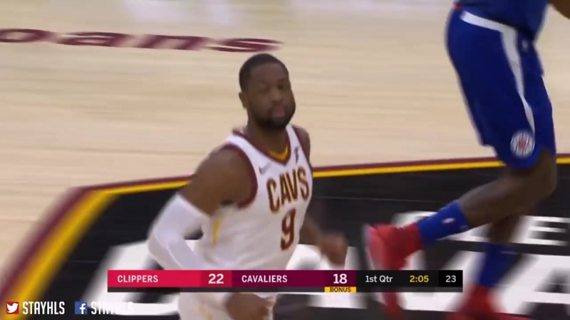 LA Clippers vs Cleveland Cavaliers Full Game Highlights 2017 NBA Season