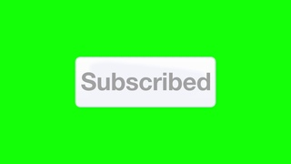 Футаж: подписка на канал.