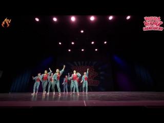 CHERRY | VARSITY | HIP-HOP INTERNATIONAL RUSSIA 2018
