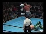 1992.03.22 - Mitsuharu Misawa vs. Master Blaster
