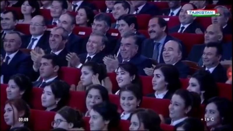 Do'stlar oqshomi: Dushanbe Tojikiston 9.03.2018 🇺🇿🤝🇹🇯