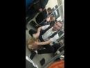 Дарбука в метро
