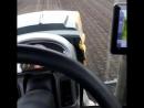 Kurz über meine Arbeit Challenger Traktor