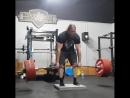 Том Мартин,  тяга 370 кг