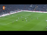TK 2017-18 Beşiktaş 2-2 Fenerbahçe (Turkiye Kupasi, 1/2-final, 1.mac)