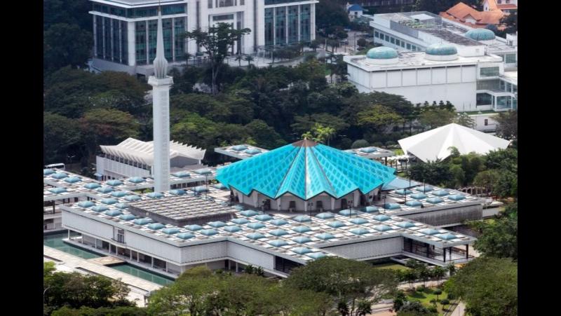 Мечети мира. HD Негара 2 ,Куала-Лумпур, Малайзия