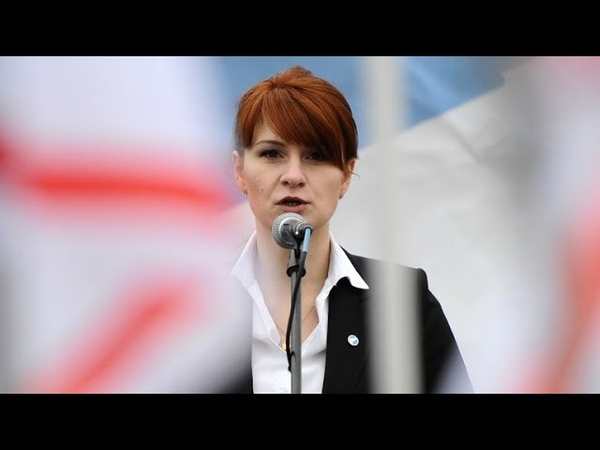 Who is accused Russian spy Maria Butina