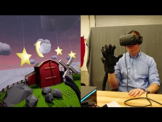 A Real Life Haptic Glove (Ready Player One Technology Today) - Smarter Every Day 190