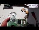 [SSM Service] Как почистить от пыли ноутбук HP Pavilion 15 или HP Pavilion 17 и заменить в нём термопасту