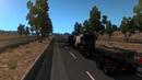 Длинный рейс часть2 Перевозим фрезерную машину из DLC Heavy Cargo Pack