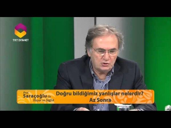 Prof. Saraçoğlu ile Hayat ve Sağlık 2.Bölüm - TRT DİYANET