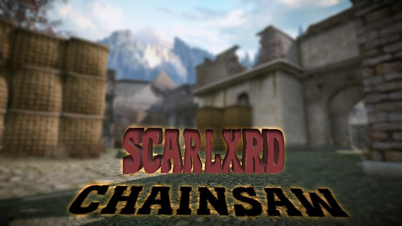 Chainsaw FRAG MOVIE WARFACE | Орсис Т-5000, CheyTac M200