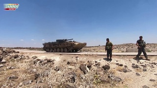 [Syria] The military operation in the south is over | Войсковая операция на юге завершена