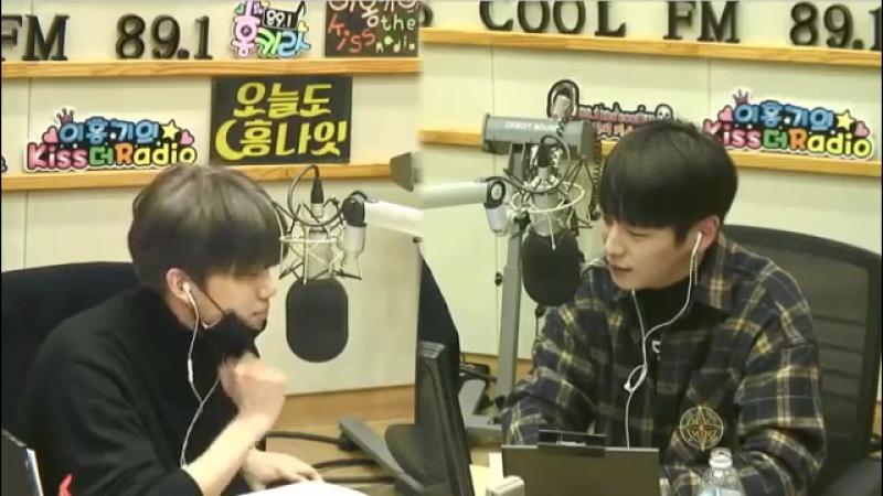 15.11.17 Special DJ B.A.P 힘찬, 영재 @ Hongkis Kiss the Radio (full ver.) [MemoryLane]
