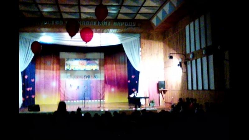 Выступление Ярослава Бодина