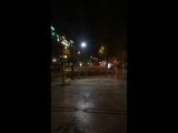 Ночной проспект Свободы