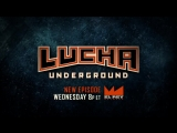 Lucha underdog The Mack reigns victorious in this battle royal when stuns his opponents. Brought to you