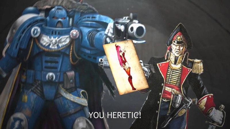 TTS - Heresy Scene