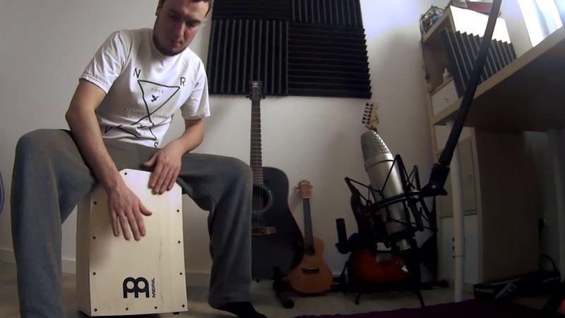 MEINL - Make Your Own Cajon - Sound Test