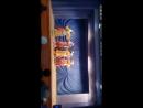 18_Марта, концерт посвящённый Выбору президента РФ. Татарский народный танец Каз канаты .