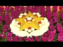 한없는 그리움이 펼친 태양의 꽃바다 -제20차 김일성화축전장을 찾아서- (1)