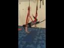 Флай-йога Как я научилась летать. Ласточка