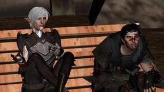 [Dragon Age MMD Vine] You forgot the D (Fenris, Hawke)