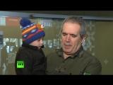 Мальчик из багдадского приюта возвращается в Россию