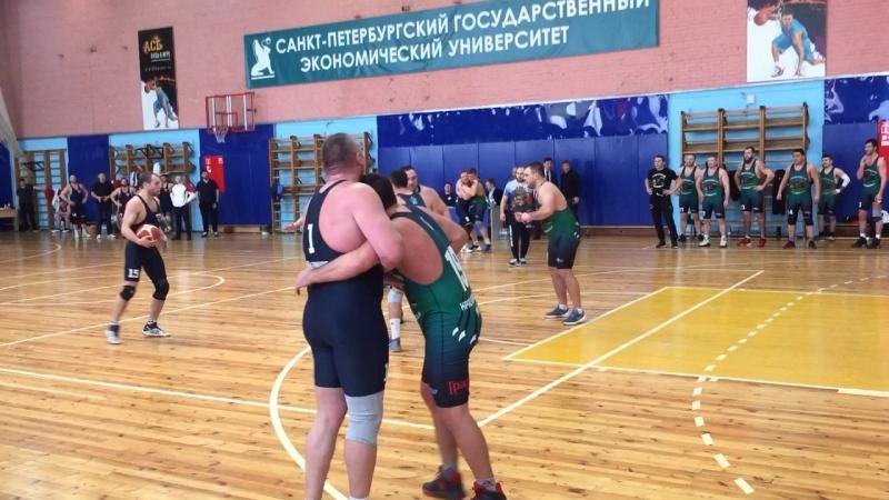 Красноярск - Екатеринбург (отрывок игры)