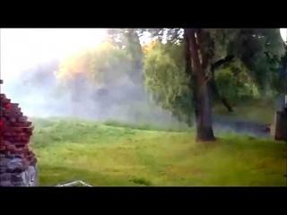 Ко Дню Памяти и Скорби. Ранним утром 22 июня в Брестской крепости.