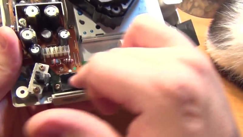 [PowerStation] Sega Dreamcast или как не надо чинить приставку ๑