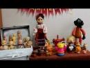 Видеоэкскурсия по мини-музею Любимые игрушки наших родителей