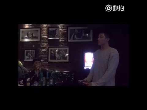 [Eng Sub] Huang jingyu Xu weizhou sing Li ge (离歌)